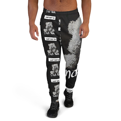 NightShiftCO End War All-Over Joggers