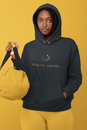 Equality Loading Graphic Unisex Hoodie
