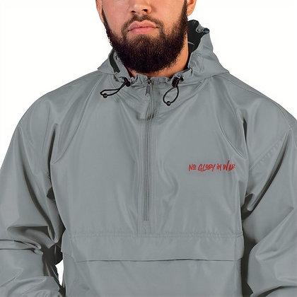 Unisex Champion Embroidered Athletic Jacket