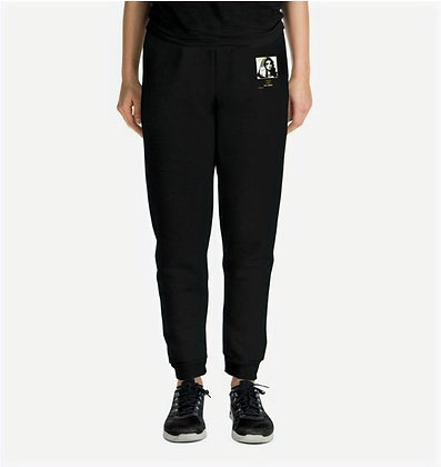 Beautiful Gaza Graphic Jogger Unisex, Black