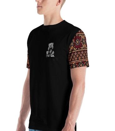 NIGHTSHIFT CO Tatreez Sleeve End War UNISEX T-Shirt