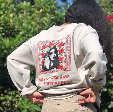 Rich Culture Crewneck Unisex Sweater