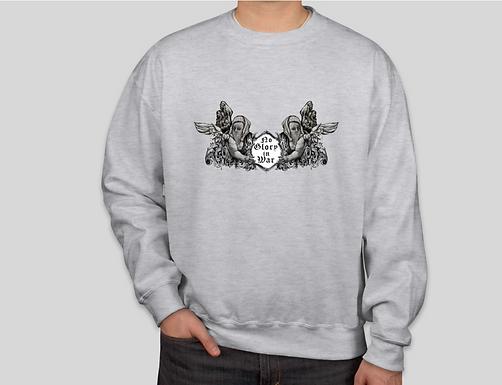 NightShiftCO No Glory in War Unisex Sweatshirt