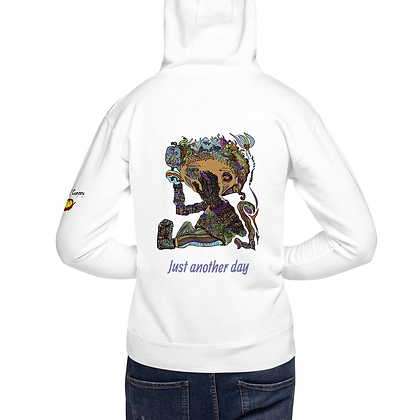 Just another day Graphic Hoodie