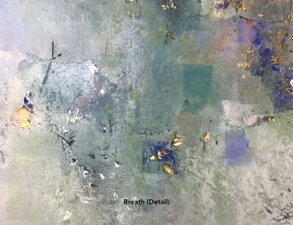 """Detail of """"Breath"""""""