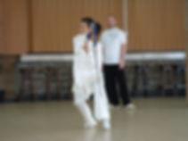 Workshop Chen stijl Jian 8 vorm 9 aug 20