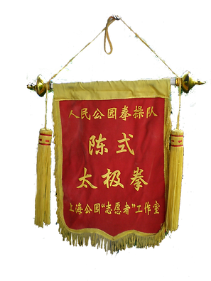 Shanghai Chen Style Taiji Quan Xie Hui v