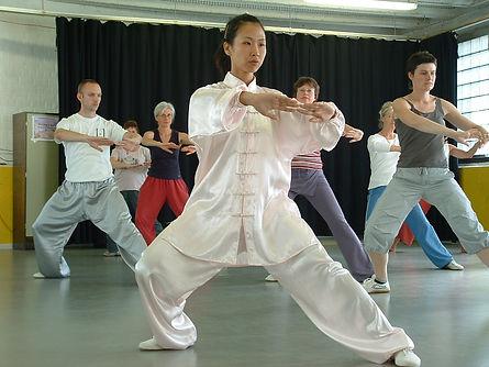 Workshops Zhang Zhouji in België  2007