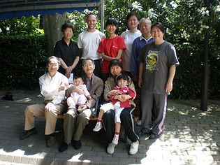 Shanghai Chen Style taiji quan Association 2008