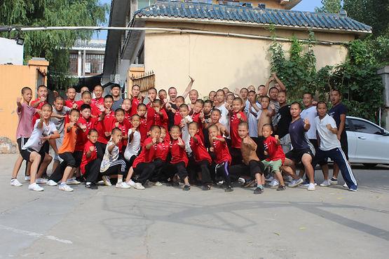 Shaolinsi Wushuguan class 2018