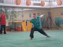 Shaolinsi Wushuguan 2006 Shaolin Damo Jian