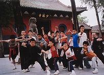 Shaolinsi Wushuguan class 2006