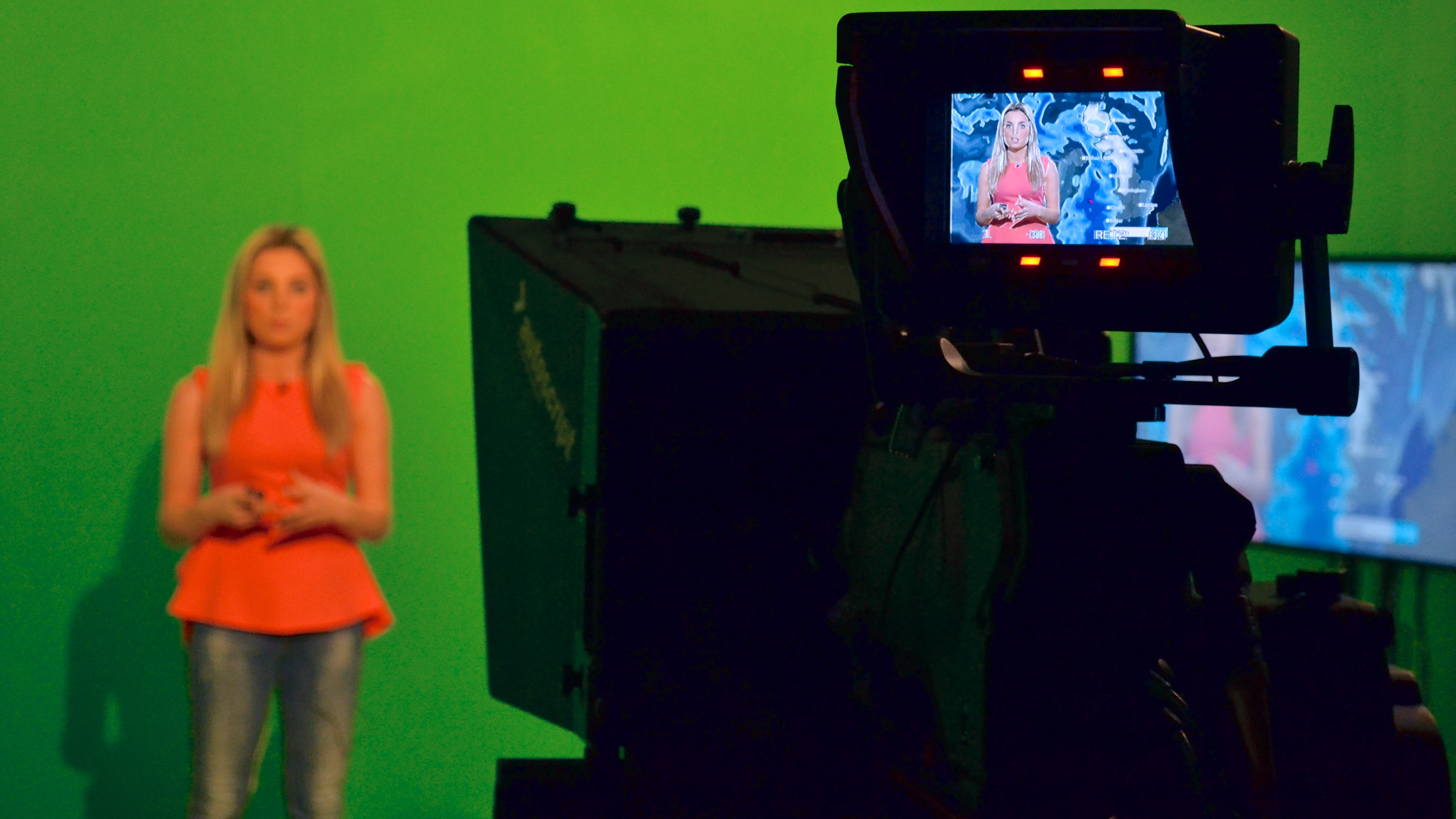 Sian Welby Weather Presenter