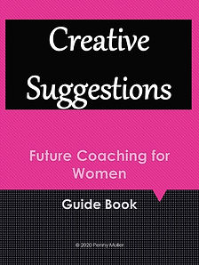 Creative Suggestions Workbook Cover for