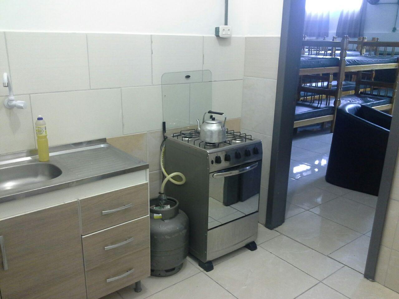cozinha alojamento