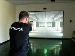 Simulador de tiro virtual