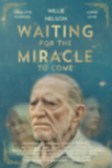 Waiting For The Miracle to Come Poster.j