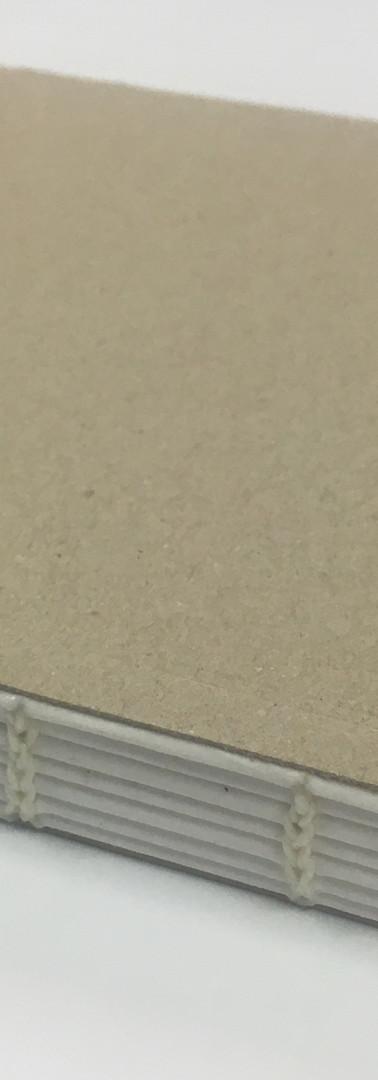 Cosido visto en cadeneta
