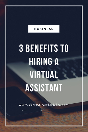 Benefits to Working with a Virtual Assistant