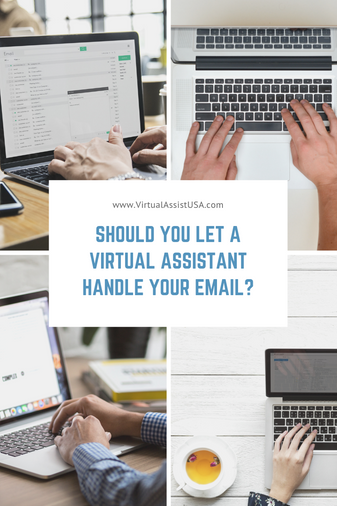 Should You Let a Virtual Assistant Handle Your E-Mail?