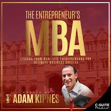 Stop Feeling Busy! - Entrepreneur's MBA Podcast with Adam Kipnes