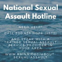 National Sexual Assault Hotline