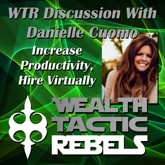 Podcast Appearance: Wealth Tactic Rebels