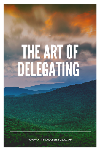 Just Because You Can Doesn't Mean You Should - The Art of Delegating