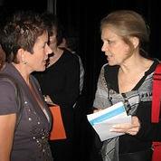 Diana and Fetcher and Goria Steiem