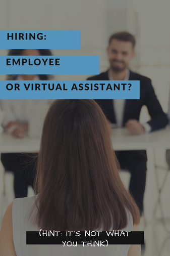 In-House or Virtual Assistant? Questions to Ask