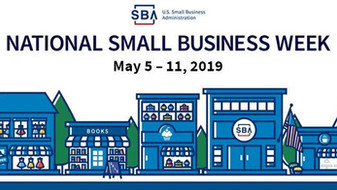 We're Celebrating National Small Business Week