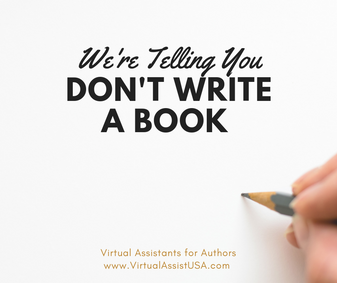 Don't Just Write a Book -- What You Should Do Instead