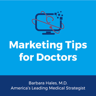 Podcast Appearance: Marketing Tips for Doctors