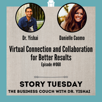 Podcast Appearance: The Business Couch with Dr. Yishai