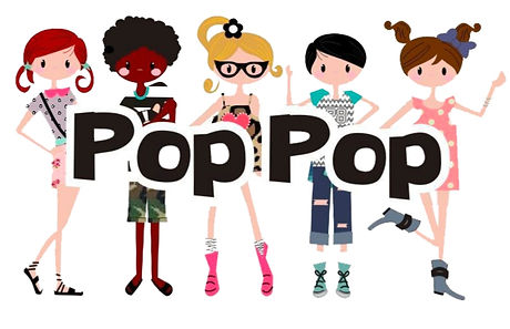 Blog Pop Pop - logo