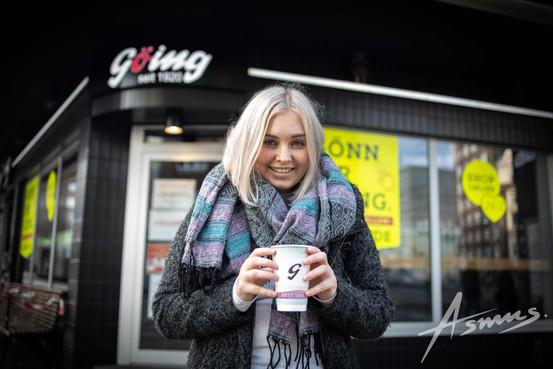 Auf ein Kaffee mit Cindy