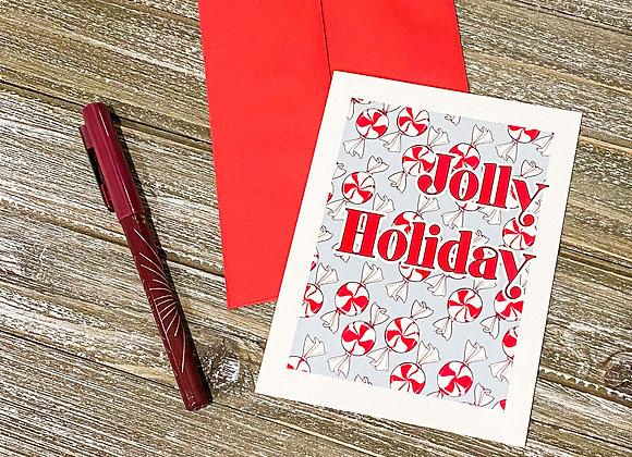Jolly Holiday / Holiday Card