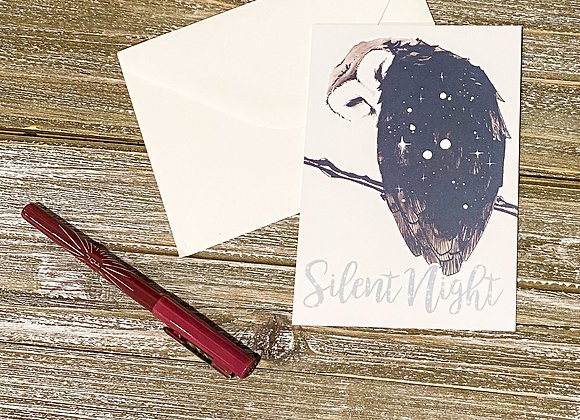 Silent Night / Holiday Card