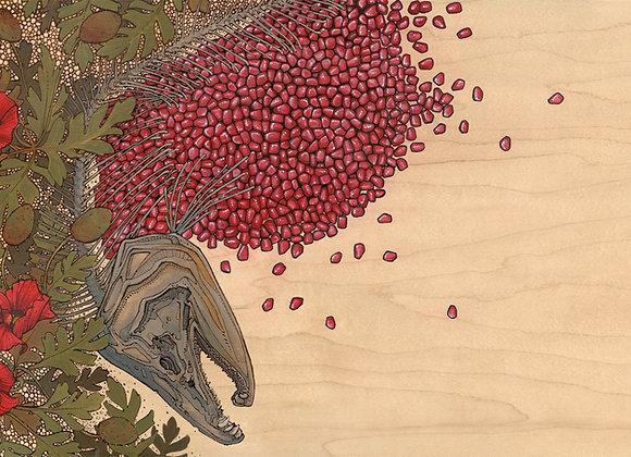 Death of Seasons / Giclee Print
