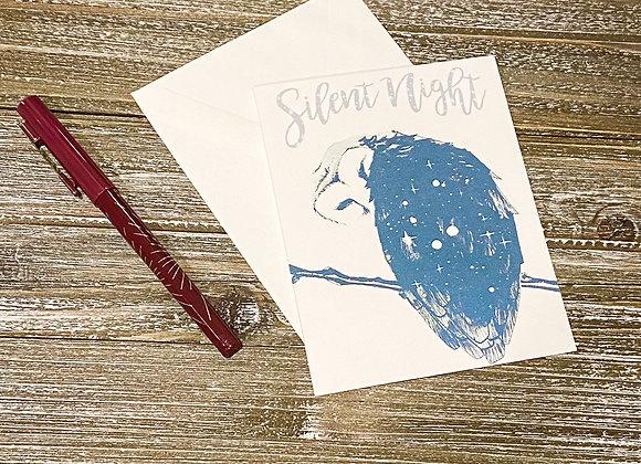 Silent Night II / Holiday Card