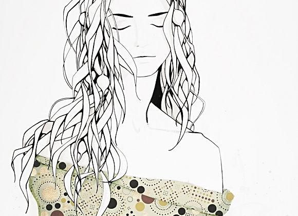 Kendra // Giclee Print