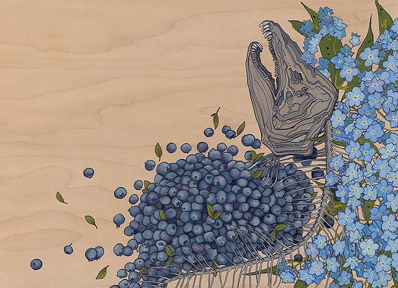 Autumn Feast / Giclee Print