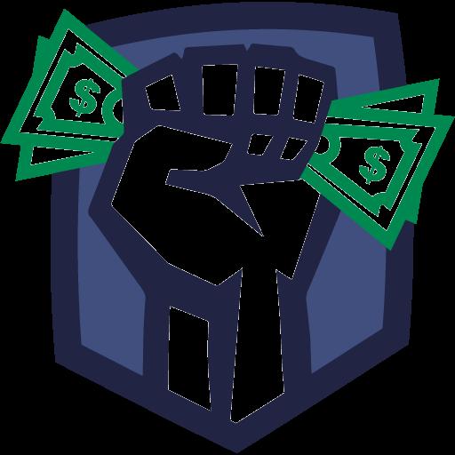 Escudo Oficial de Cállate y Vende