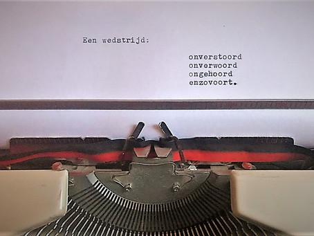 Literaire Wedloop Jasper & Mees