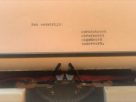 Uitslag Literaire Wedloop