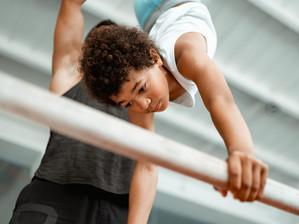 Kurzy gymnastiky, crossfit gymnastiky a parkouru pre každého