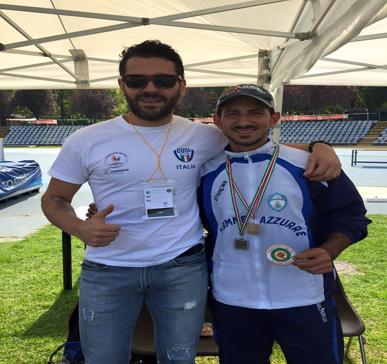 with Massimiliano Mandia