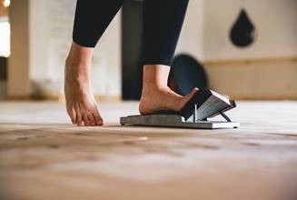 Stretch and Strenghten your Foot/Ankle Complex with the Dorsiflex