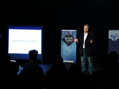 DiLabs Talks'ta Konuk İsmail Hakkı Polat, Gündem Bitcoin