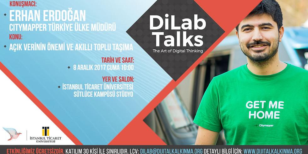 DiLab Talks – Erhan Erdoğan